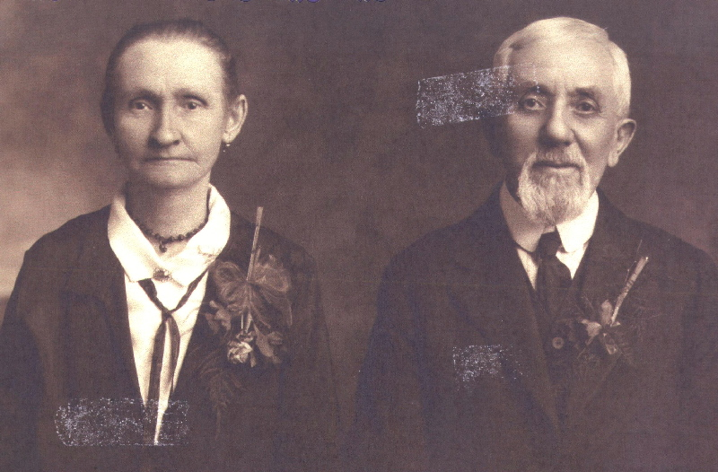 Friedrich Carl Hartwig and Sophie Bosche Hartwig